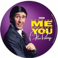 "Alan Partridge - Knowing Me Knowing You - 12"" - Record Store Day 2016 Exclusive - RSD *"